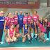Vôlei feminino sub-19 do Time Jundiaí perde primeiro jogo da final