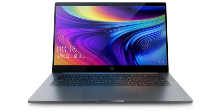 Xiaomi announces the launch of Mi NoteBook 15 with expanded specifications