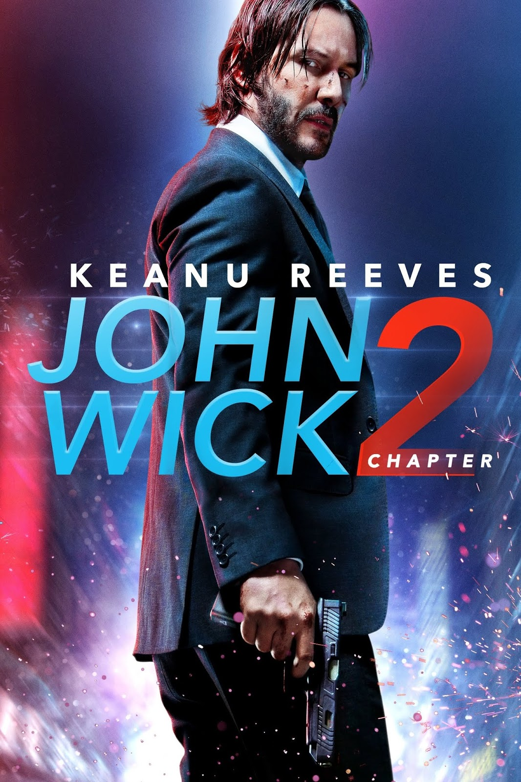 John Wick: Chapter Two [2017] [DVDR] [NTSC] [Latino]