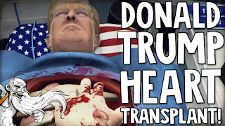 Surgeon Simulator Donald Trump Daughter PICs