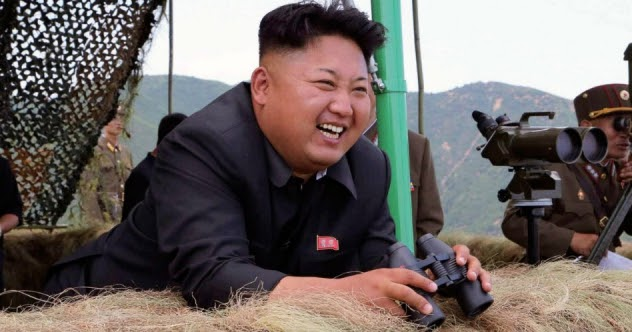 Titus Jonathan's Stories: Jika Kim Jong-un Sebel Dengan Istrinya