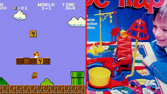 From Mario to Mousetrap: What Gaming Looked Like Back in the '80s
