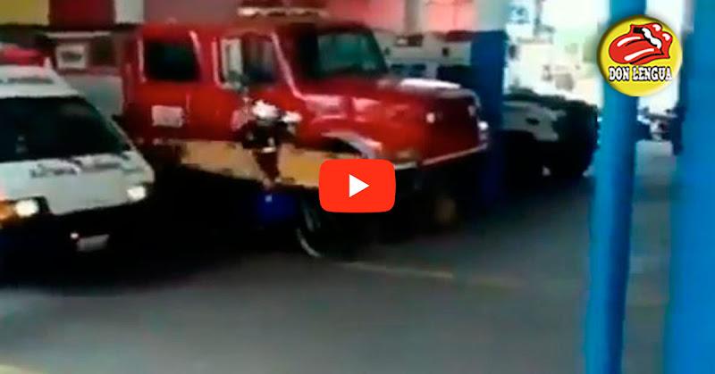 Otros dos bomberos despedidos por hacer un video en broma sobre la falta de equipos de trabajo