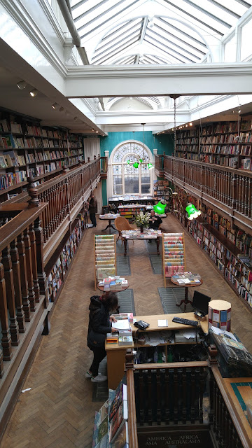 Daunt Books--London