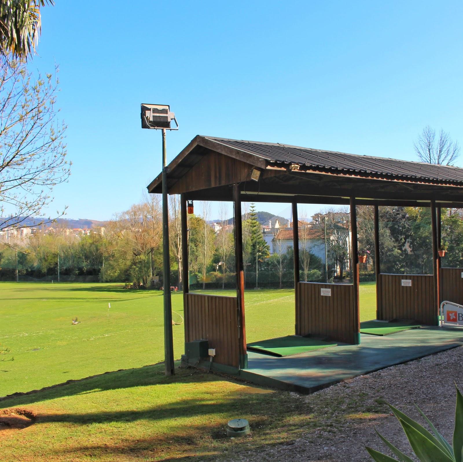 Campo de Golfe, Quinta das Lágrimas