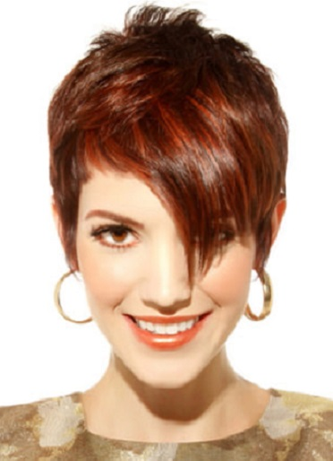 La moda en tu cabello: Cortes de pelo corto asimétrico 2017/2018