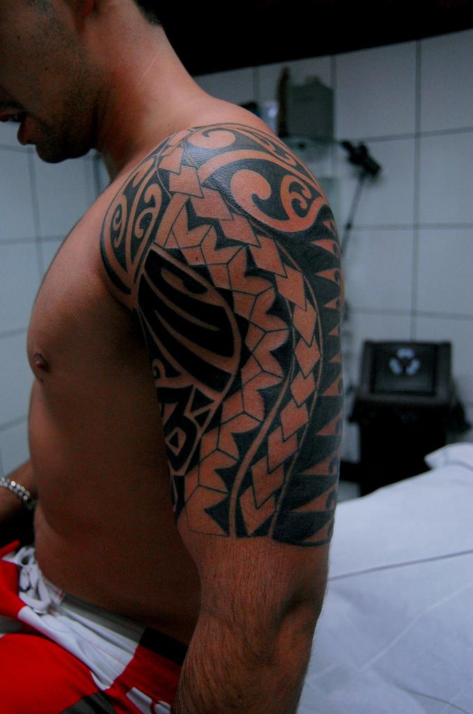 Maori Tattoos Design