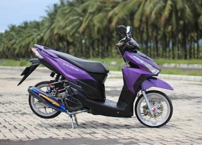 Modif Babylook Vario 150cc