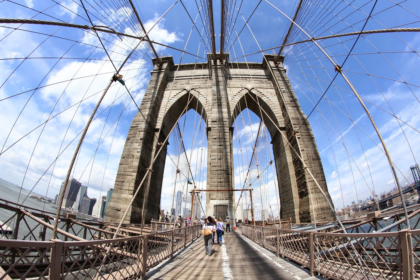 Visitar BROOKLYN, ou melhor, Manhattan vista de Brooklyn (Nova Iorque) | EUA