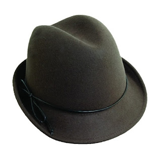 Ladies Fedora