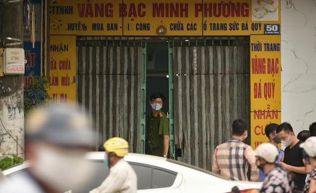 """Trưởng cục THADS Thanh Hóa chết oan vì mâu thuẫn của vợ chồng chủ tiệm vàng: """"Định đầu độc cả công ty"""""""