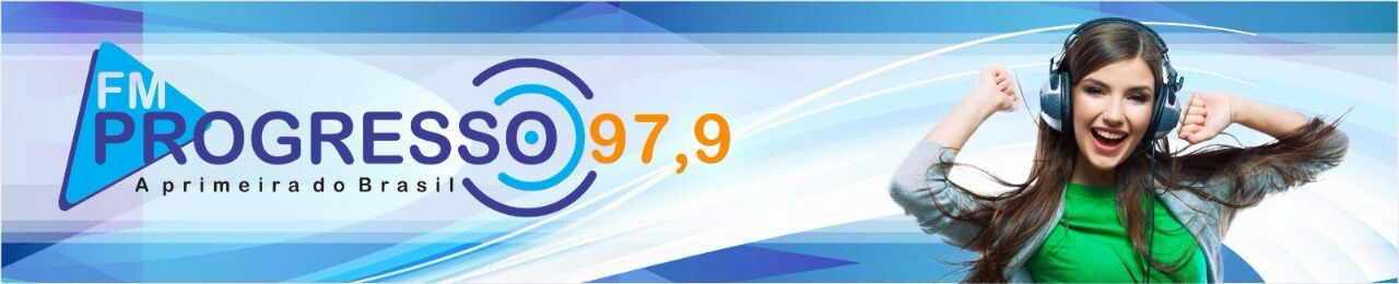 Logo Rádio Progresso AM