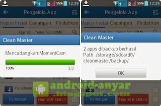 Cara simpan aplikasi Android ke SD card memori eksternal