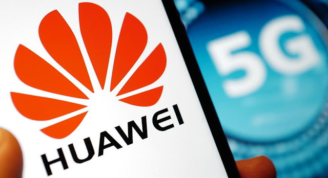 5G network from China's Huawei