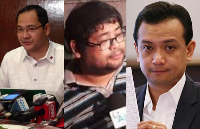 Lawyers expose corruption claims against Trillanes