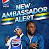 Teni and Burna Unveiled As New #PepsiBrandAmbassadors