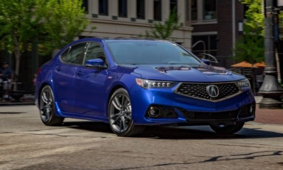 2018 Acura TLX : Despite figures, it's actually more than simply a nose job