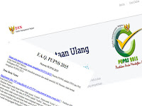 PAQ PUPNS / Beberapa Permasalahan dan Solusi dalam Pengisian PUPNS 2015
