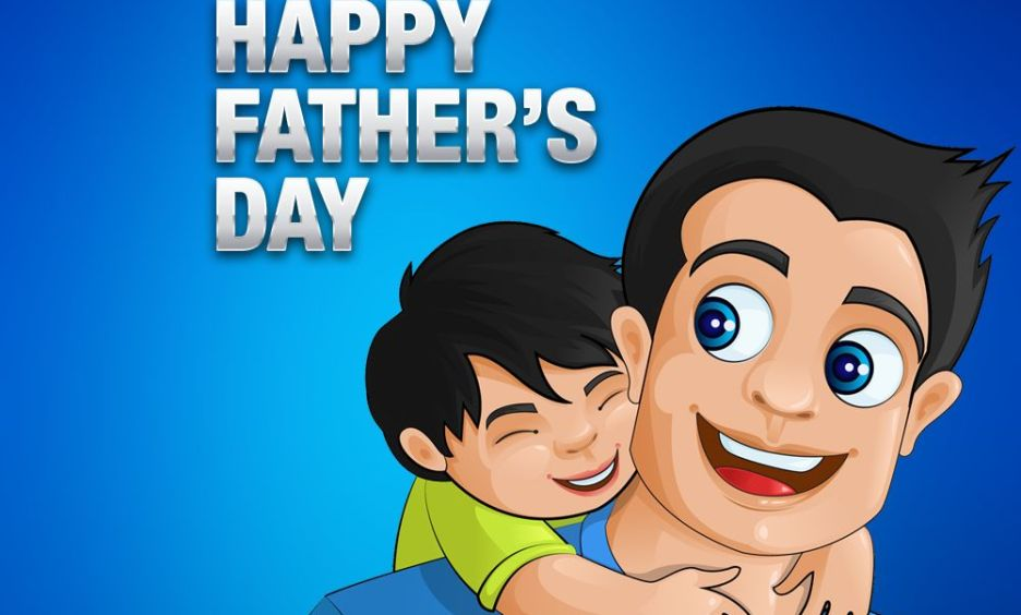 Fathers day  wishes by son
