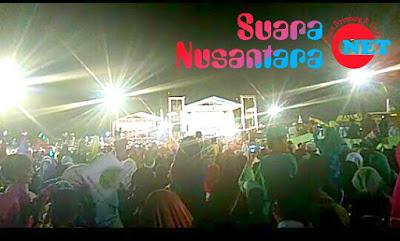 Alun-Alun Kota Bangkalan Bersholawat