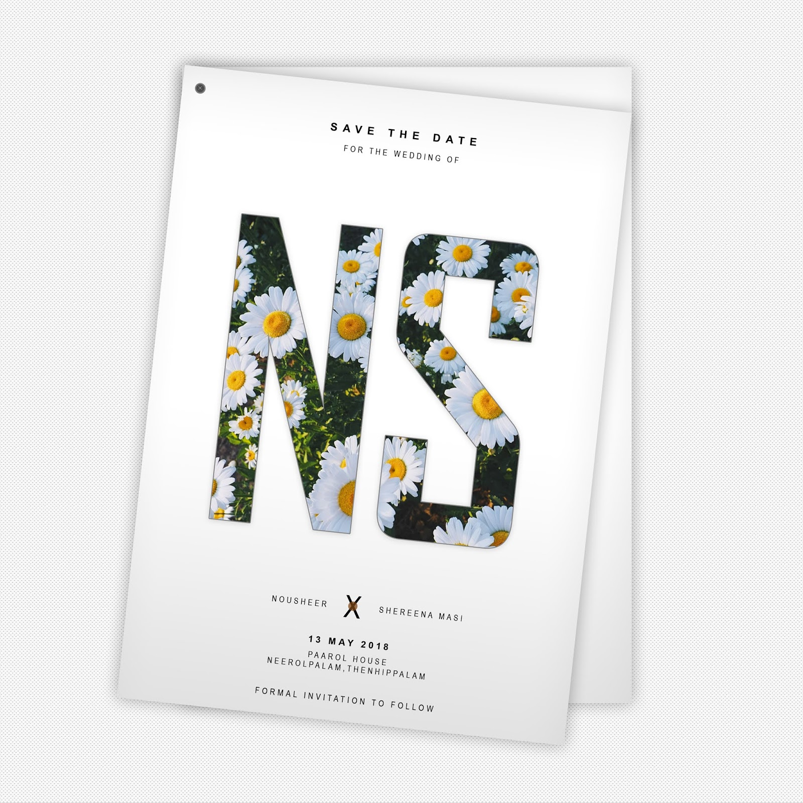Awesome Save the date wedding cards designing ideas