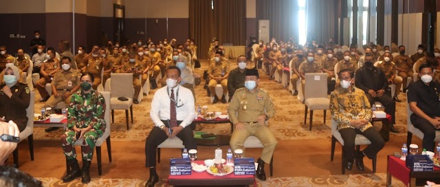 Gubernur Al Haris: Desa Merupakan Ujung Tombak Pembangunan Daerah