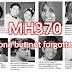 Today marks one year since the disappearance of MH370