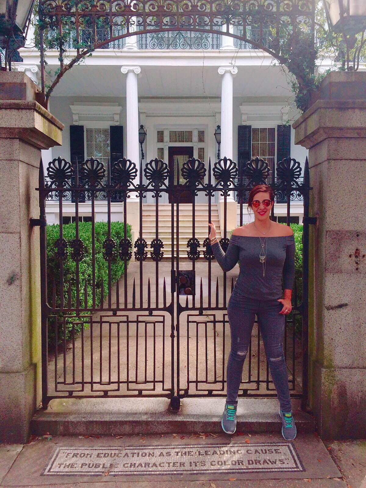 MISS ROBICHEAUX'S Academy | BUCKNER MANSION