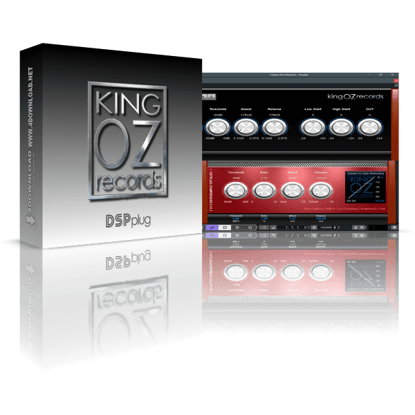 King Oz Records Plugins Bundle 22.11.2020 Full version