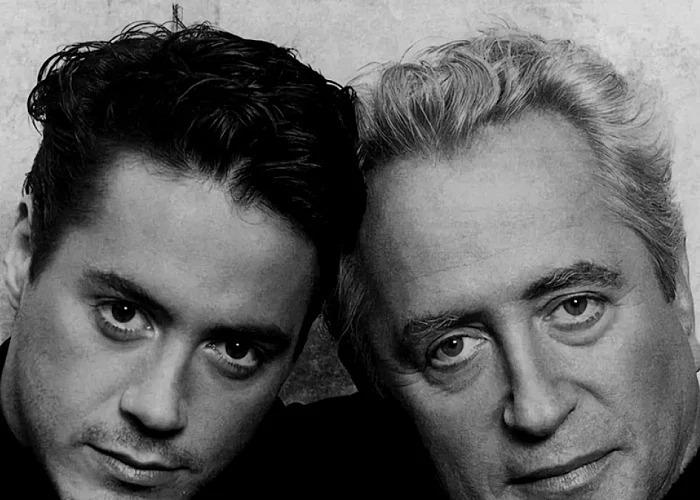 Robert Downey Jr. confirma muerte de padre Robert Downey Sr.