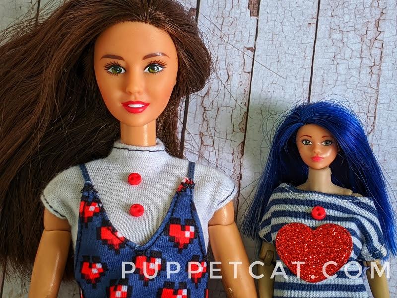 пуговицы для кукол