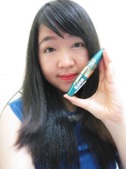 Max factor voluptuous mascara fotd