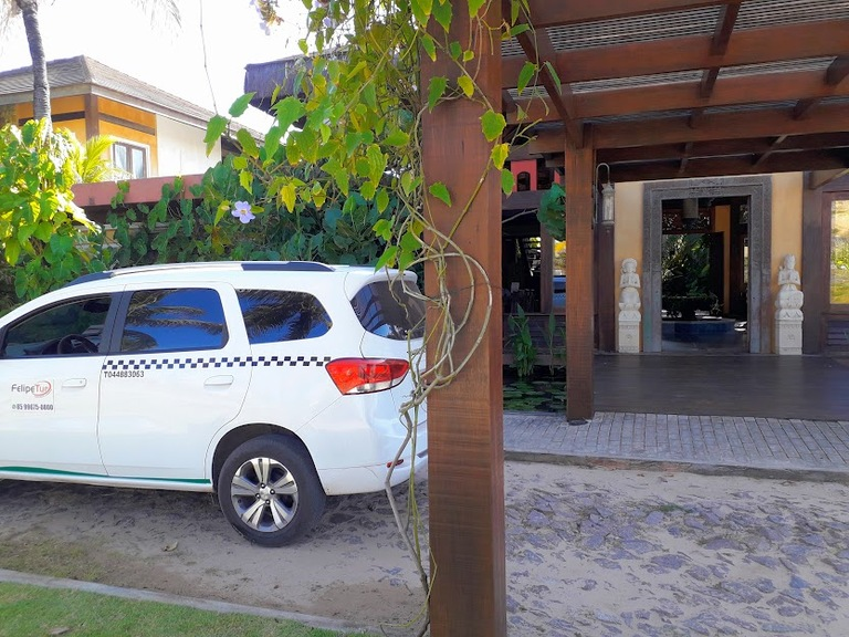 Como Chegar No Zorah Beach Hotel