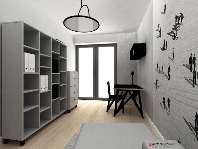 dacon-design-wroclaw-projekty-wnetrz-aranzacja-projekty-mebli-sklejka-biurko-domowe-biuro-tapeta-wallanddeco