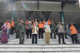 Bupati Faida Terima Kunjungan Perwakilan BNPB RI