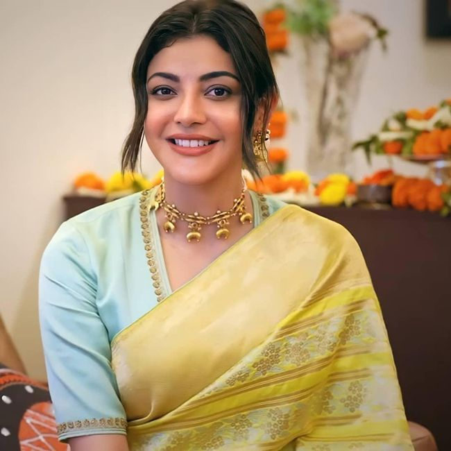 Actors Gallery: Kajal Aggarwal Latest Photoshoot