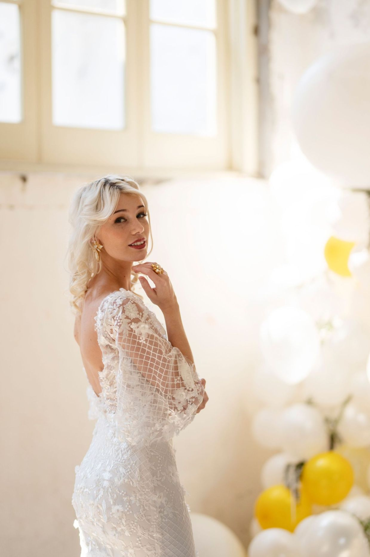 BRIDAL: THE BEAUTY OF LOVE | BRIDE AND BRIDE STYLED INSPIRATION FORT LYTTON QLD