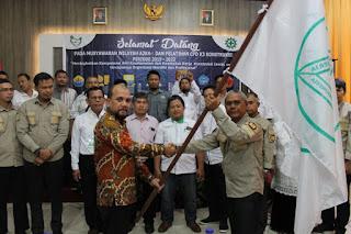 Bambang Ristanto Pimpin A2K4-I Jambi Periode 2019-2023 Terpilih Secara Aklamasi