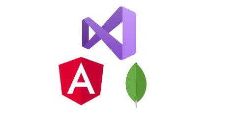 Create web app with Angular 12, .NET Core Web API & Mongo DB [Free Online Course] - TechCracked