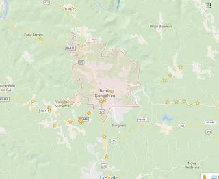 https://www.google.com.br/maps/place/Bento+Gon%C3%A7alves,+RS/@-29.1657612,-51.5822583,12z/data=!4m5!3m4!1s0x951c3b525635c503:0x903e94cea10ccfe6!8m2!3d-29.1667022!4d-51.5169525