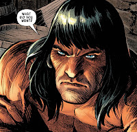 Savage Sword of Conan: Conan the Gambler - Sullen