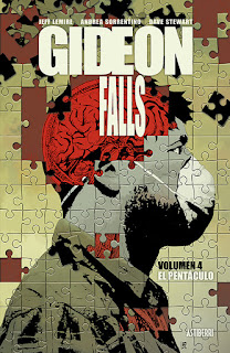 Gideon Falls 4: El pentáculo