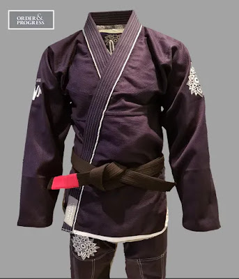 BJJ gi review: NVM: Non Violent Movement – Order & Progress and Death of the ego