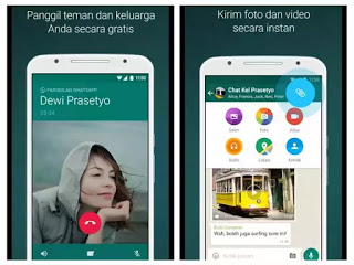 Aplikasi android terbaik WhatsApp messenger