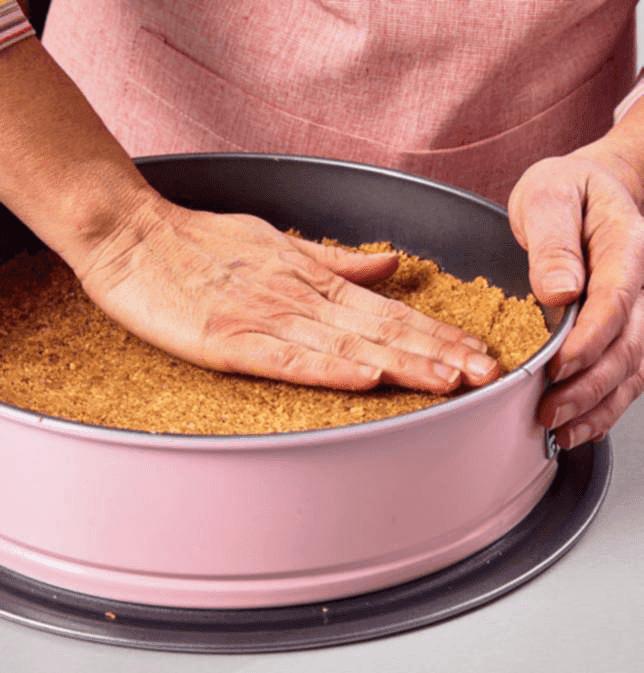 Aplatissez la pâte