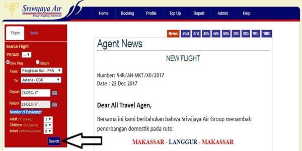 daftar agen tiket pesawat