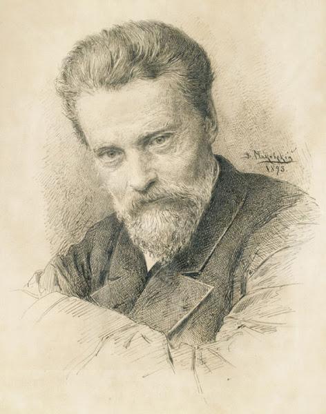 Маковский Владимир Егорович - Автопортрет. 1893