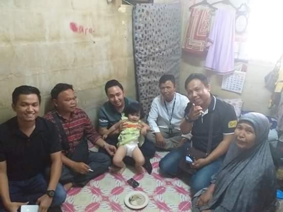 Ziarah ke Makam Nona Dewi, Ketua DPRD Fikar Azami Akan Bantu Pemulangan Jesika