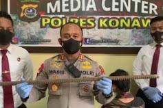 TKA China di Konawe Tewas Dibunuh Pekerja Lokal yang Dendam karena Dipecat