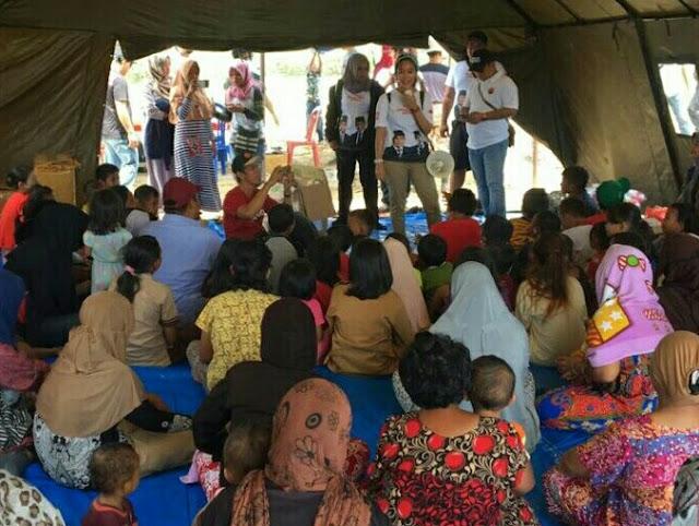Peduli Sulteng, Seknas Prabowo Sandi Kirim Tenaga Medis dan Bantuan ke Palu